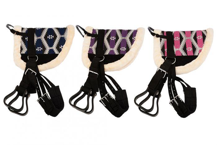 HB Bareback pad saddle