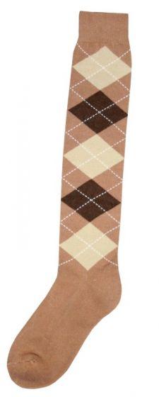 Hofman Knee Socks RE 35/38 Brown