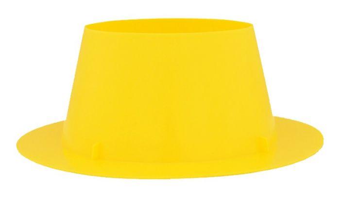 Hofman Training / delineation cone yellow