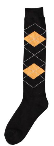 Hofman Knee Socks RE 39/42 Black/Orange