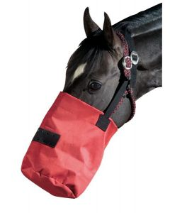 PFIFF Feed bag with neck strap