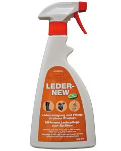 LEDER-NEW leather care spray