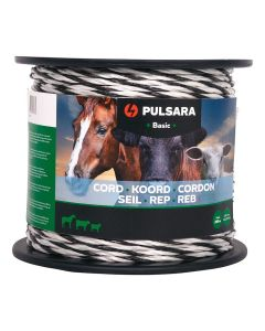 Pulsara Cord Basic 5mm 200m white