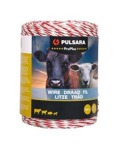 Pulsara Wire Pro Plus 200m white