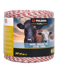 Pulsara Wire Pro Plus 400m white