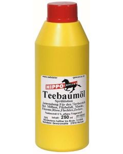 Tea tree oil spray lotion