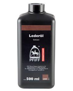 PFIFF leather oil