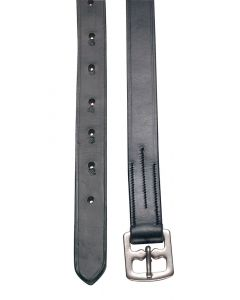 PFIFF Stirrup-leather with stainless steel buckles