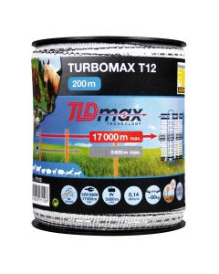 TURBOMAX wide tape 12-200m