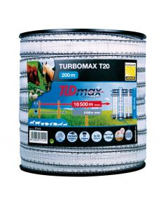 TURBOMAX wide tape 20-200m
