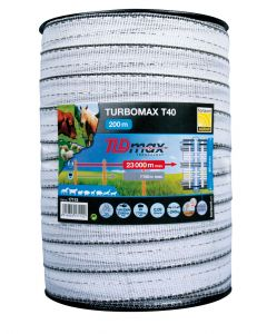 TURBOMAX wide tape 40-200m