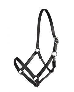 PFIFF Basicline leather headcollar