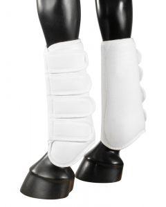 PFIFF tendon riding boot straps, behind 'Gaya'