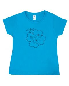PFIFF children's t-shirt with print