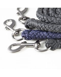 PFIFF Lead rope with carabine clip