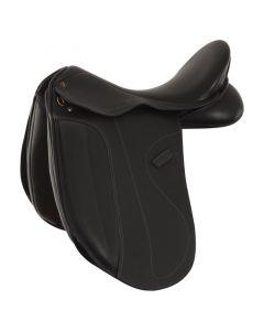 BR Dressage sheepskin saddle pad Monteverdi
