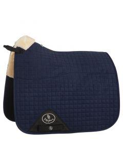 BR Saddle Pad Major Dressage Luxury Sheepskin