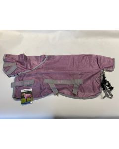 Bucas Freedom Fly Sheet Rep Sample Purple 95cm