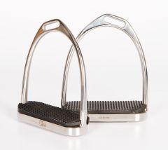 Harry's Horse Fillis stirrups, double slanted model
