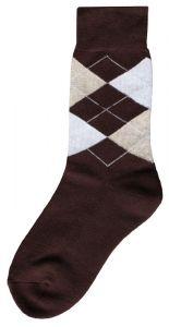 Hofman Rider sock Brown 35/38