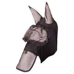 BR Fly Mask with Ears Mesh / Lycra