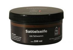 PFIFF Saddle soap with sponge 250