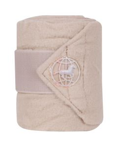 Imperial Riding Bandages fleece 4 pieces