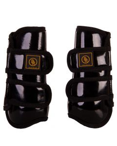 BR Tendon riding boot straps Pro Max lacquer