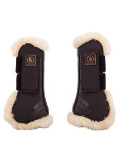 BR Tendon riding boot straps BR Snuggle imitation sheepskin