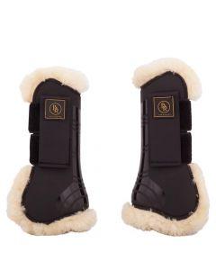 Tendon riding boot straps BR Snuggle imitation sheepskin