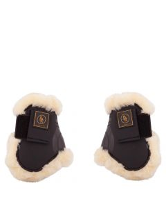 BR Ironing riding boot straps Snuggle imitation sheepskin