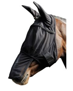 Harry's Horse Mesh fly mask with nose protection