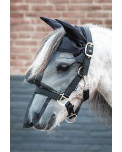 Harry's Horse Fly mask halter with ears