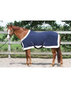 Harry's Horse Fleece rug state model with breast flap