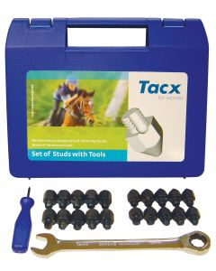 Harry's Horse Tacx stud set & tools aantal