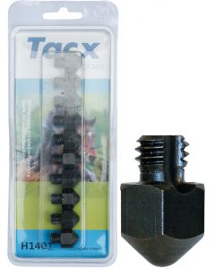 Harry's Horse Tacx studs 10pcs. 3/8 14mm-aantal