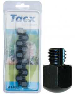 Harry's Horse Tacx studs 10pcs. 3/8 14 millimeter aantal