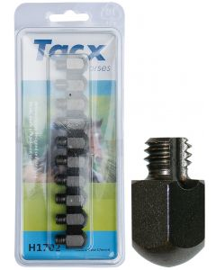 Harry's Horse Tacx studs 10pcs. 3/8 17 millimeter aantal