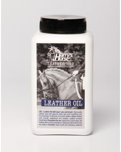 Harry's Horse Leather Oil+bees'wax+brush,500 aantal