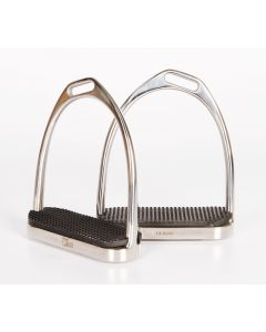 Harry's Horse Fillis stirrups, double slanted model