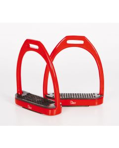 Harry's Horse Stirrups aluminium color