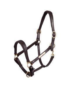 Premiere Leather halter