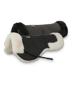 Sectolin Chetaime Saddle Pad Merino Wool – Black