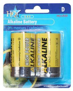 Hofman Battery set Alkaline size: D PestGarden