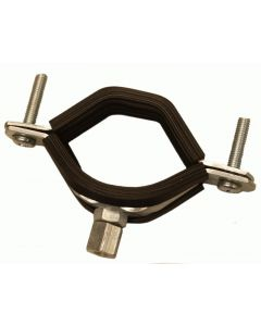 Hofman Pipe clamp for remote Insulator