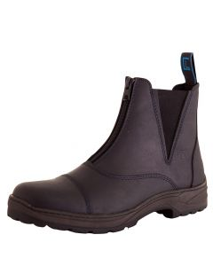 BR Stable shoe Comfort Line Durley with zipper