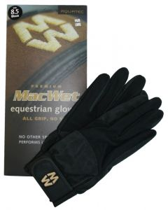 Hofman Riding Gloves Micro Mesh 9 Black