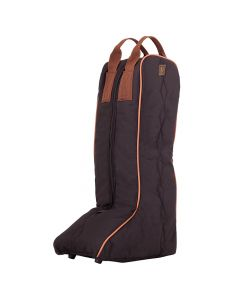 BR leather bag Black