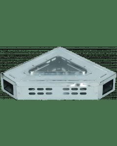 Hofman Mousetrap Catch-A-Mouse w / clear lid Angle model
