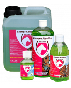 Excellent Shampoo Aloe Vera Horse